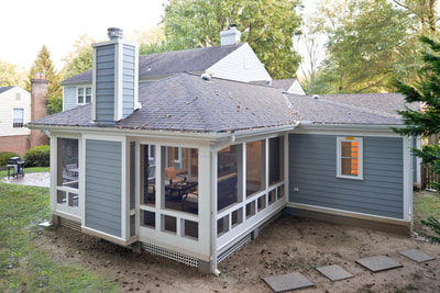 screened porch addition 6